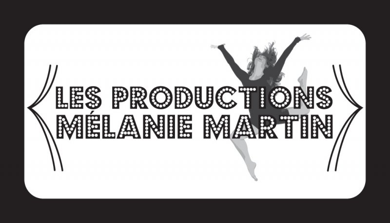 Logo Les Productions Mélanie Martin