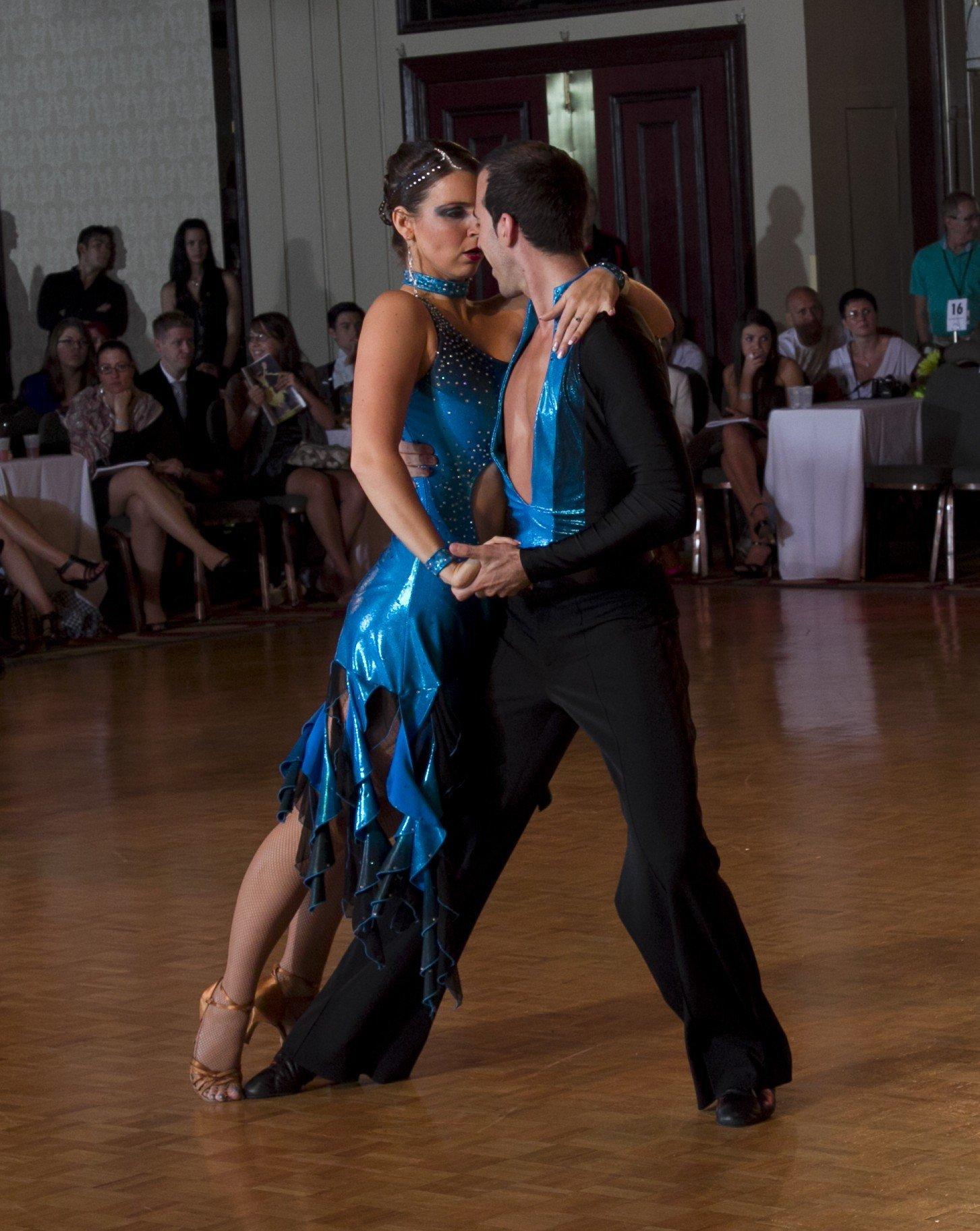 DanseSport 2012: Professionnel Open Rrhythm