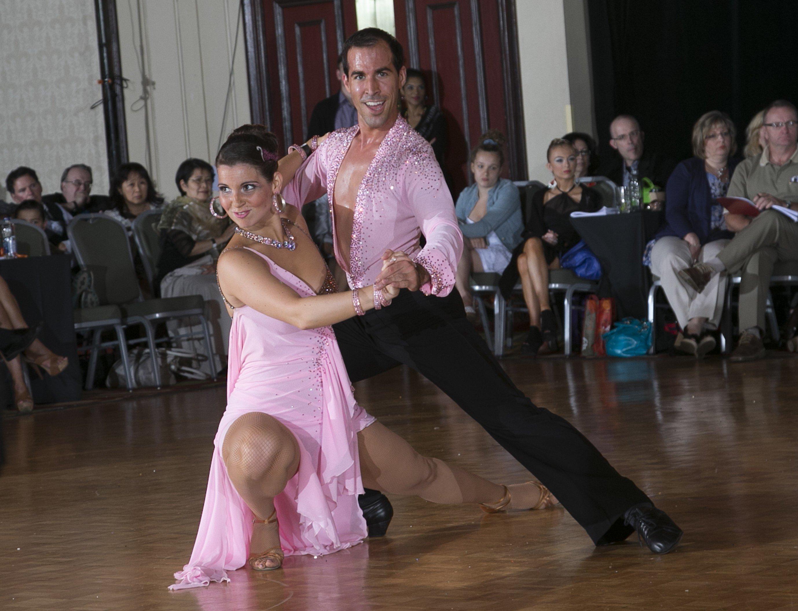 DanseSport 2013: Professionnel Open Rhythm
