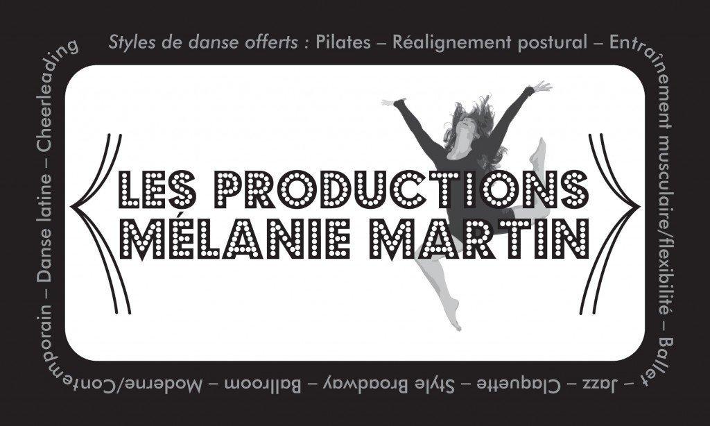 Les Productions Mélanie Martin