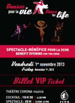 Dansez pour la vie 2013 - Un évènement de la SCHQ